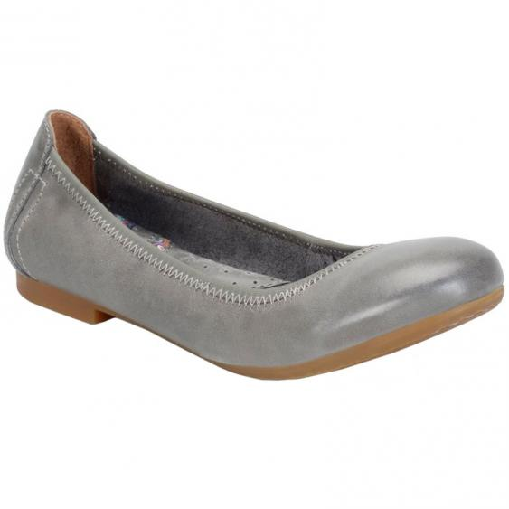 Born Julianne Grey Full Grain B78260 (Women's)