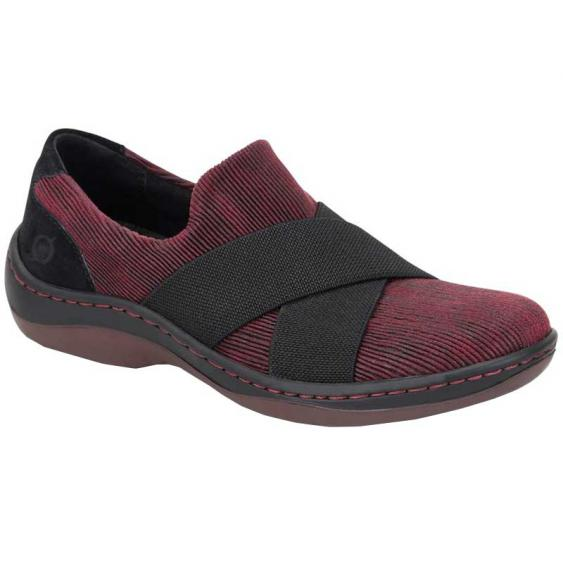 Born Banshee Burgandy/ Black F33947 (Women's)