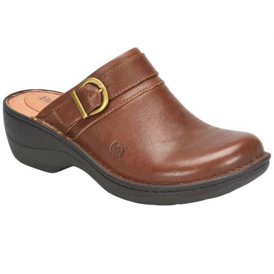 Born Avoca Cognac Full Grain F35906 (Women's)
