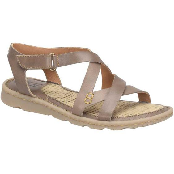 Born Trinidad Taupe Full Grain F40617 (Women's)