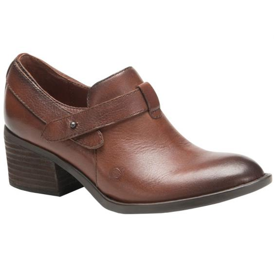 Born Timmons Cognac Full Grain F52206 (Women's)