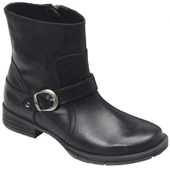 Born Amil Black Full Grain F52903 (Women's)