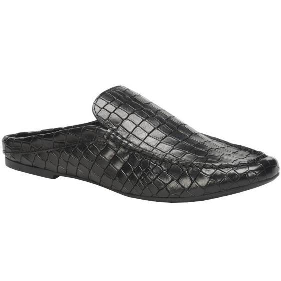Born Capricorn Black Croc F57703 (Women's)