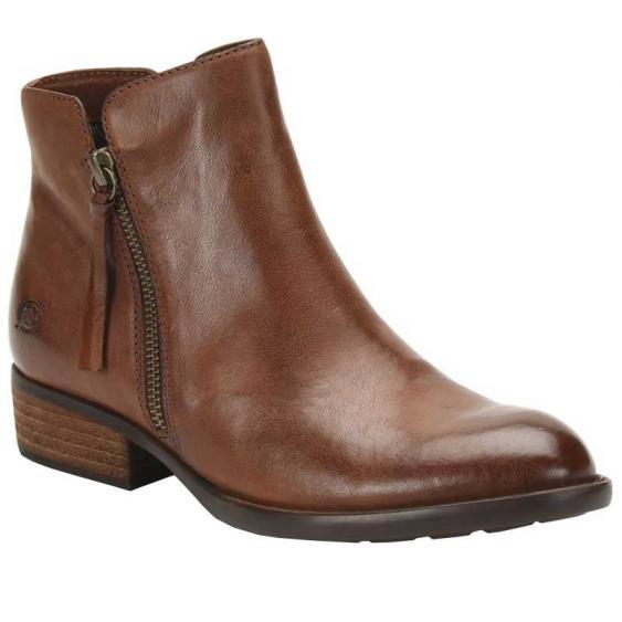 Born Olio Brown (Cognac) Full Grain F71806 (Women's)