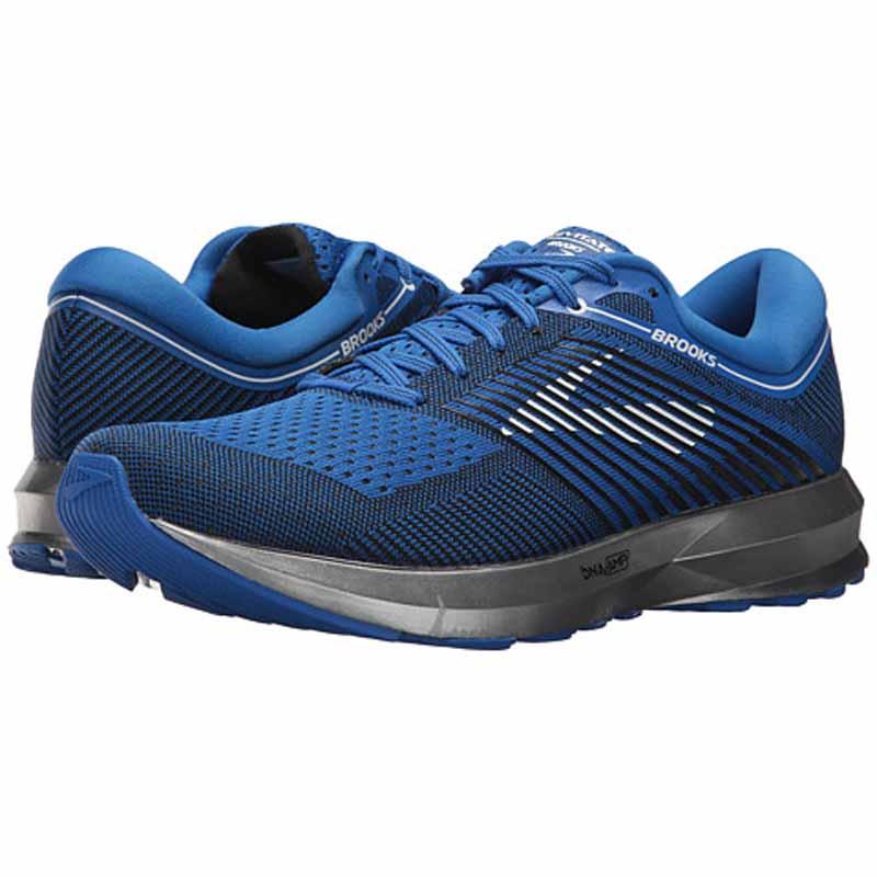 c6f281a1e4538 Brooks Levitate Blue   Silver   Black 110269-406 (Men s). Loading zoom