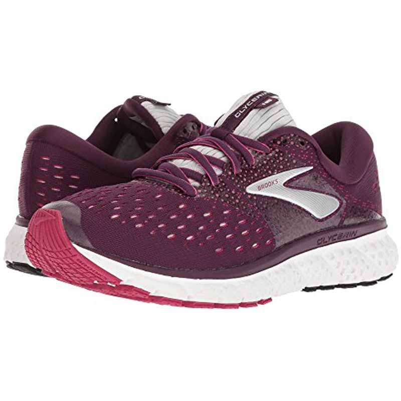 ed9ab86218257 Brooks Glycerin 16 Purple   Pink 120278-527 (Women s). Loading zoom