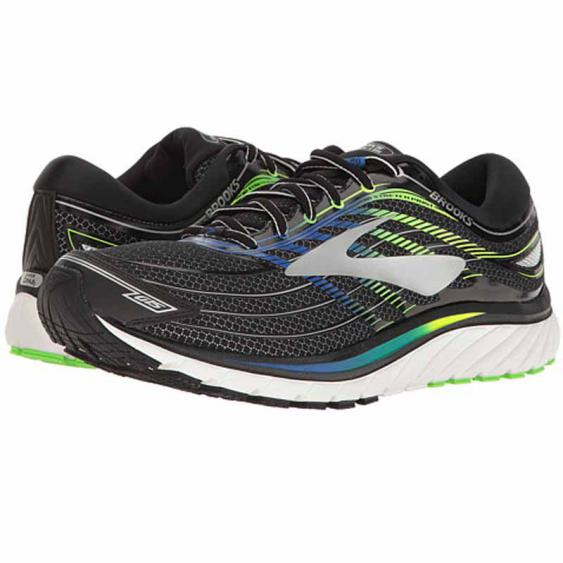 Brooks Glycerin 15 Black / Blue / Green 110258-012 (Men's)