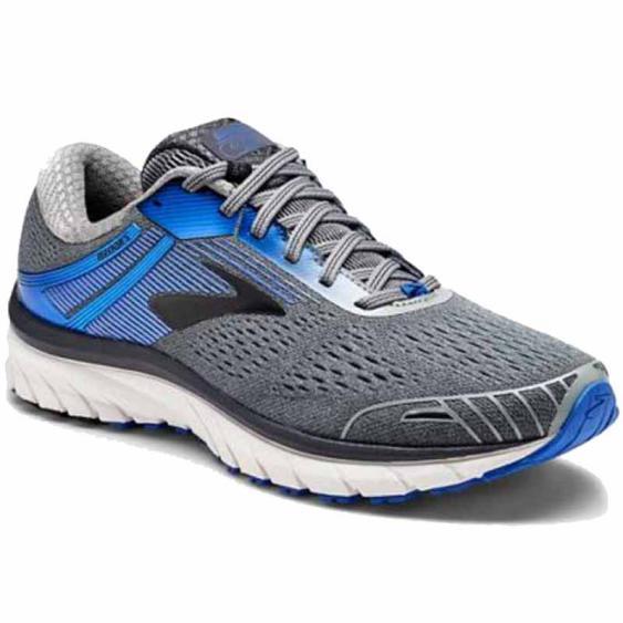 Brooks Adrenaline GTS 18 Grey / Blue / Black 110271-015 (Men's)