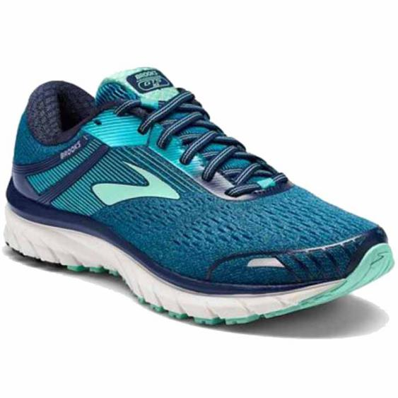 Brooks Adrenaline GTS 18 Navy / Teal / Mint 120268-495 (Women's)
