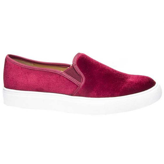 Dirty Laundry by Chinese Laundry Franklin Merlot (Women's)