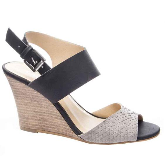 CL by Chinese Laundry Brinn Black/ Grey (Women's)