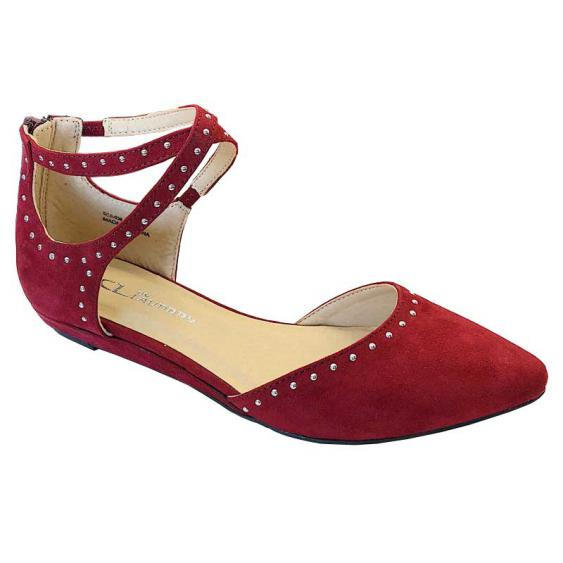 CL by Chinese Laundry Smile Cherry Red (Women's)