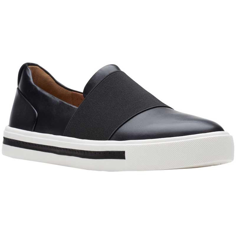 Clarks Un Maui Step Black 26142512