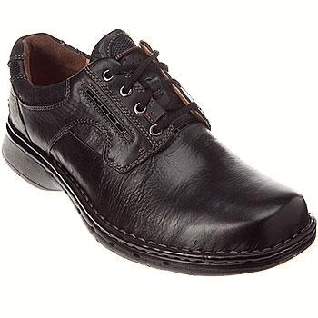 e74f1b18 Clarks Unstructured Un.Ravel Black 26085015 (Men's)