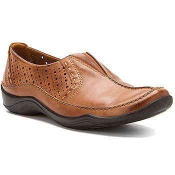 Clarks Kessa Grace Tan Leather 63863 (Women's)