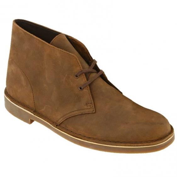 Clarks Bushacre 2 Beeswax Leather 26082286 (Men's)
