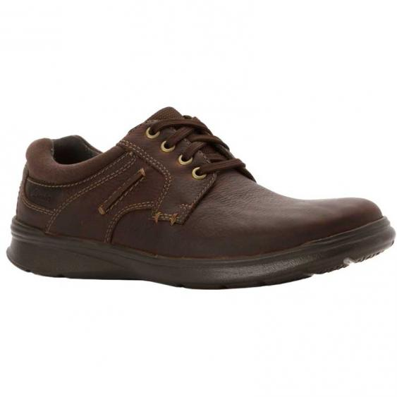 Clarks Cotrell Plain Brown 26119805 (Men's)