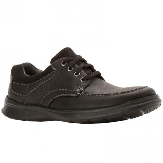 Clarks Cotrell Edge Black 26120211 (Men's)