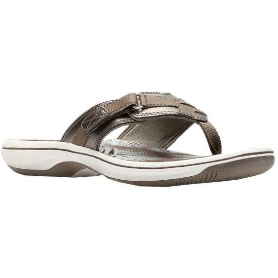 Clarks Breeze Sea Pewter 26125509 (Women's)