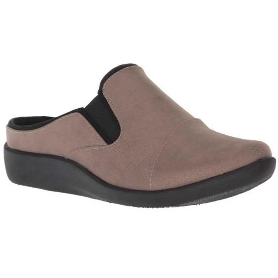 Clarks Sillian Free Pewter Combination 26138019 (Women's)