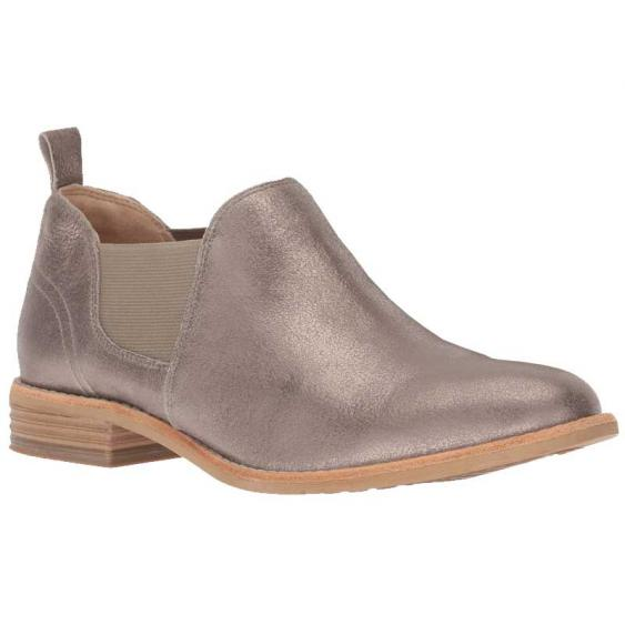 Clarks Edenvale Page Pewter 26136277 (Women's)