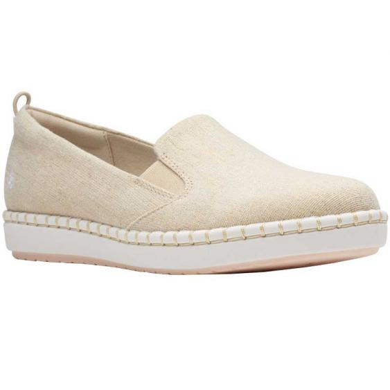 Clarks Step Glow Slip Soft Gold 26141060 (Women's)