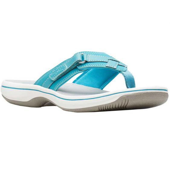 Clarks Breeze Sea H Aqua 26142051 (Women's)