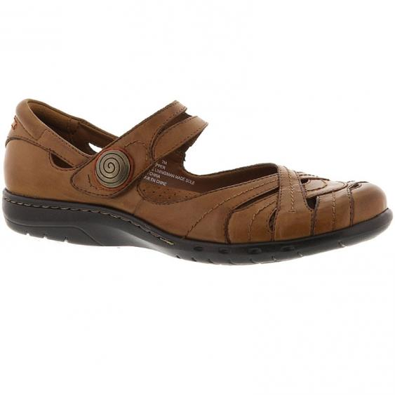 Cobb Hill by Rockport Parker Tan CAG22TN (Women's)