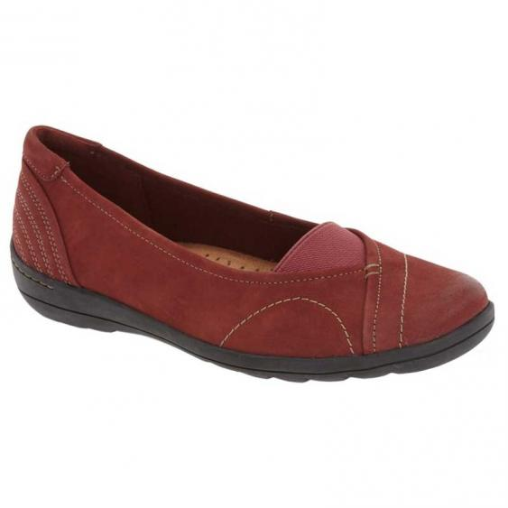 Cobb Hill  by Rockport Lizzie Red CDI04RD (Women's)