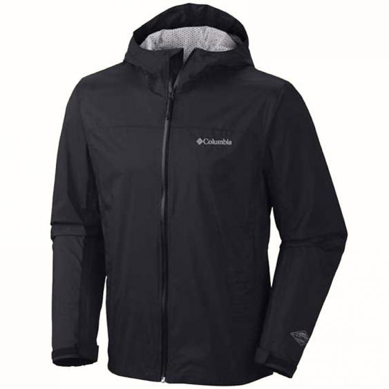Columbia EvaPOURation Jacket Black RM2023-010 (Men's)