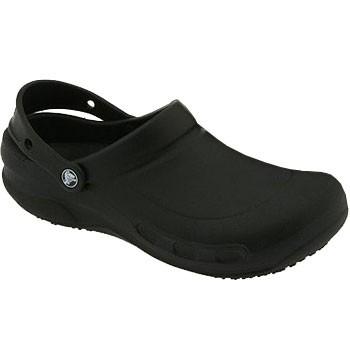 a04efc04 Crocs Bistro Black 10075-001 (Unisex)