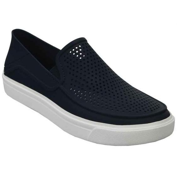 Crocs CitiLane Roka Slip-On Navy 204622-410 (Women's)