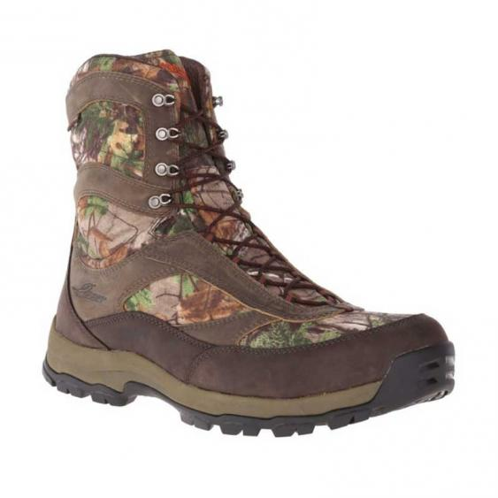 Danner High Ground 8'' Realtree Xtra Green 46222 (Men's)
