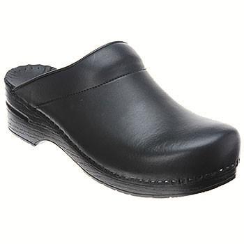 Dansko Karl Black Box Leather 050-020202 (Men's)