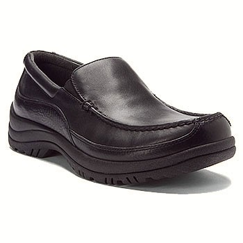 Dansko Wayne Black Full Grain Leather 8703-020200 (Men's)