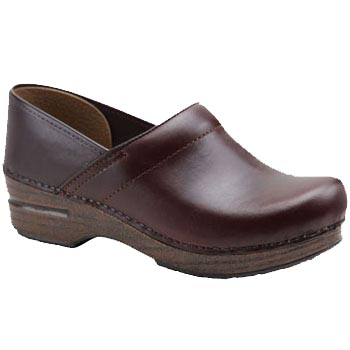 Dansko Professional Oiled Full Grain Espresso 306-067878 (Women's)