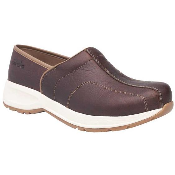 Dansko Shaina Brown Tumble 4115-071212 (Women's)