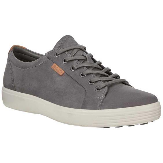 ECCO Soft 7 Sneaker Titanium 430004-02244 (Men's)