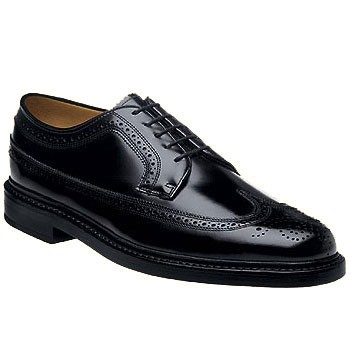 Florsheim Kenmoor Imperial Wingtip Black 17109-01 (Men's)