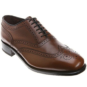 Florsheim Lexington Oxford Cognac Pebble 17066-221 (Men's)