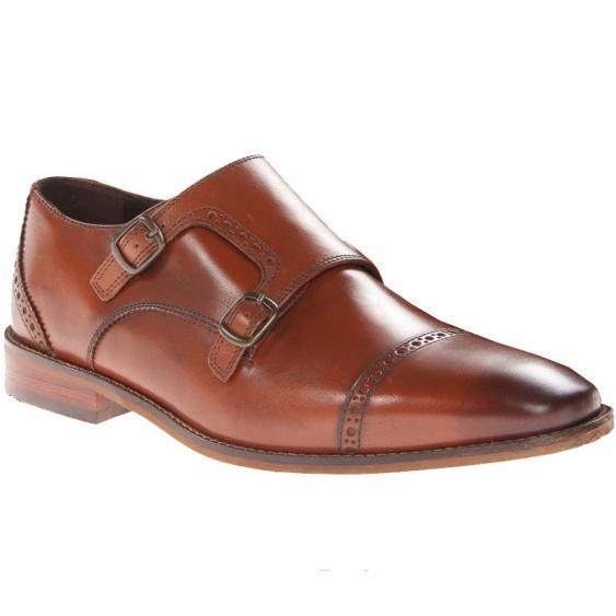 Florsheim Castellano Monk Saddle Tan 14138-257 (Men's)