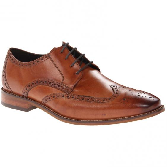 Florsheim Castellano Wingtip Ox Tan 14137-257 (Men's)