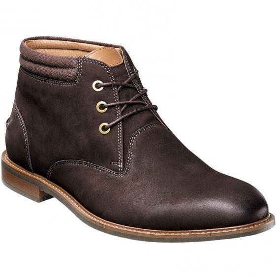 Florsheim Frisco Chukka Boot Brown Nubuck 15121-246 (Men's)
