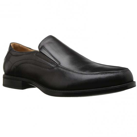 Florsheim Midtown Moc Toe Slip-On Black 12137-001 (Men's)