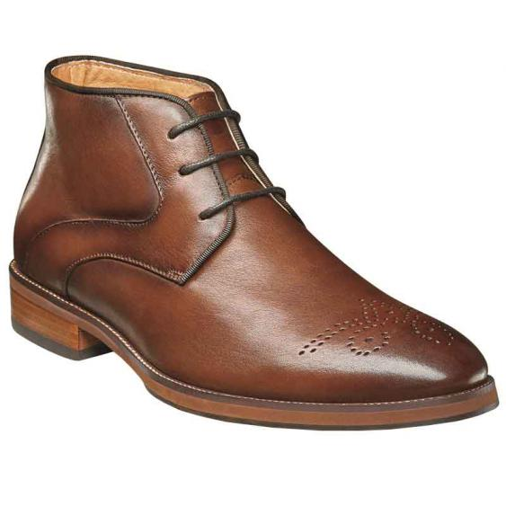 Florsheim Blaze Chukka Cognac Smooth 14202-221 (Men's)