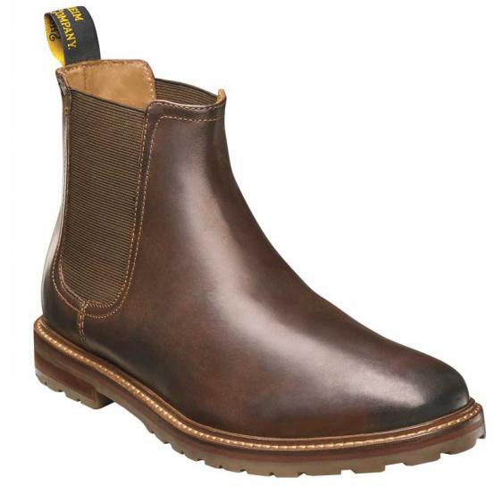 Florsheim Estabrook Plain Toe Gore Boot Crazy Horse 14197-215 (Men's)