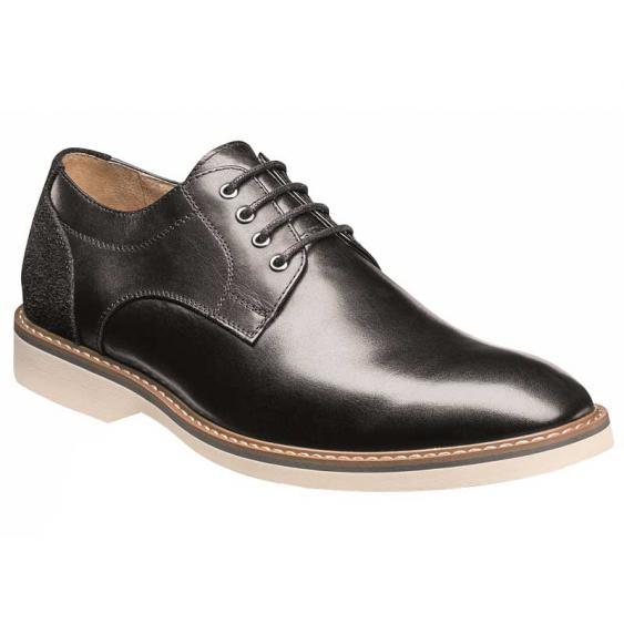 Florsheim Union Plain Toe Oxford Black 15125-001 (Men's)