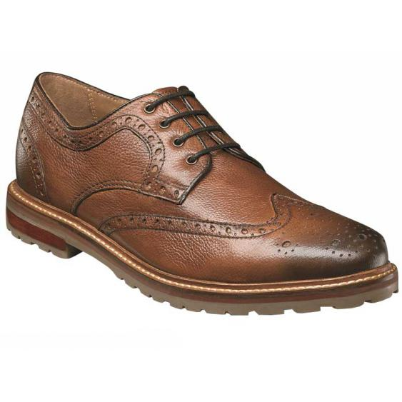 Florsheim Estabrook Wingtip Oxford Cognac 14194-222 (Men's)