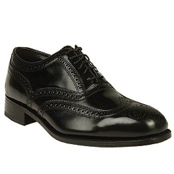 Florsheim Lexington Oxford Black Leather 17066-01 (Men's)