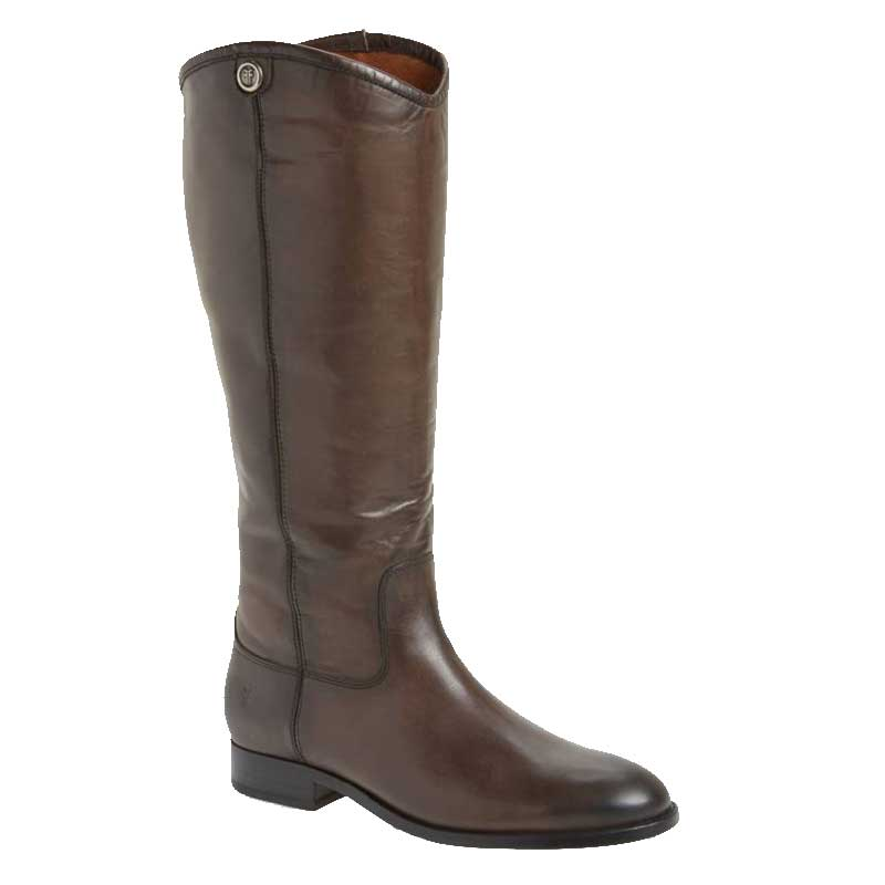 Frye Melissa Button 2 Smoke 3475447 Smk Women S
